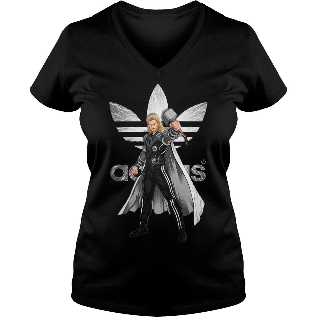 Thor Adidas V-neck t-shirt