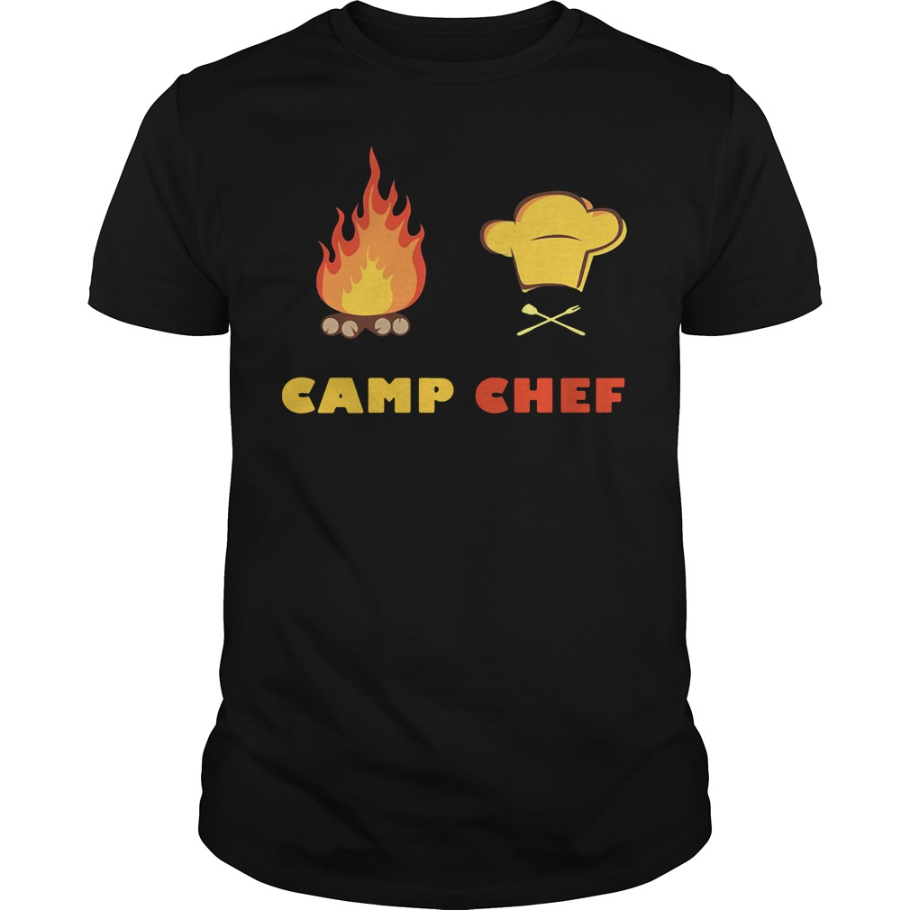 Camp and Chef shirt