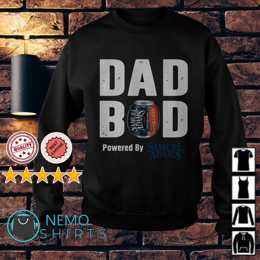 Dad bod powered by Samuel Adams Sweater