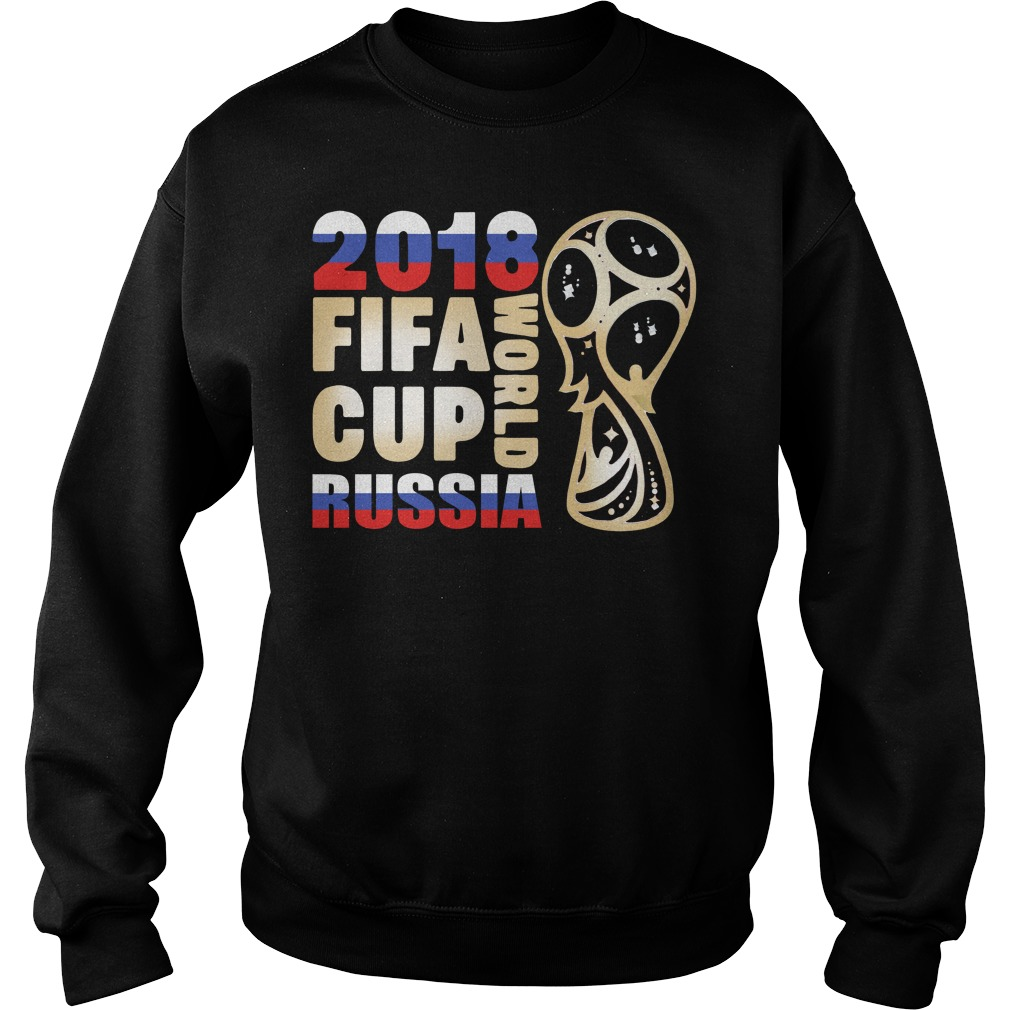 Fifa World Cup Russia 2018 Sweater