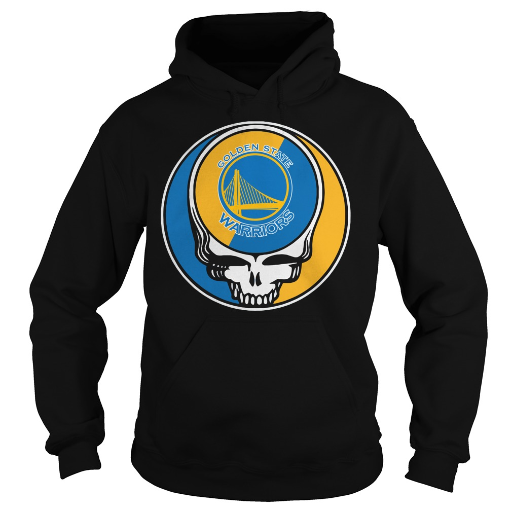 Grateful Dead Golden State Warriors Hoodie