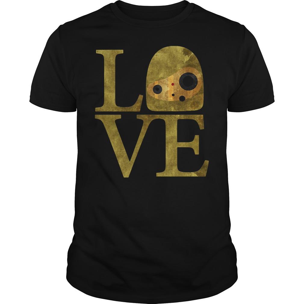 Love Laputa Castle In The Sky shirt