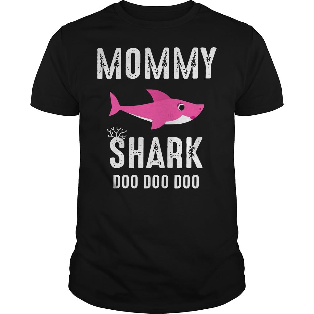 Mommy Shark Doo Doo Doo Guys shirt