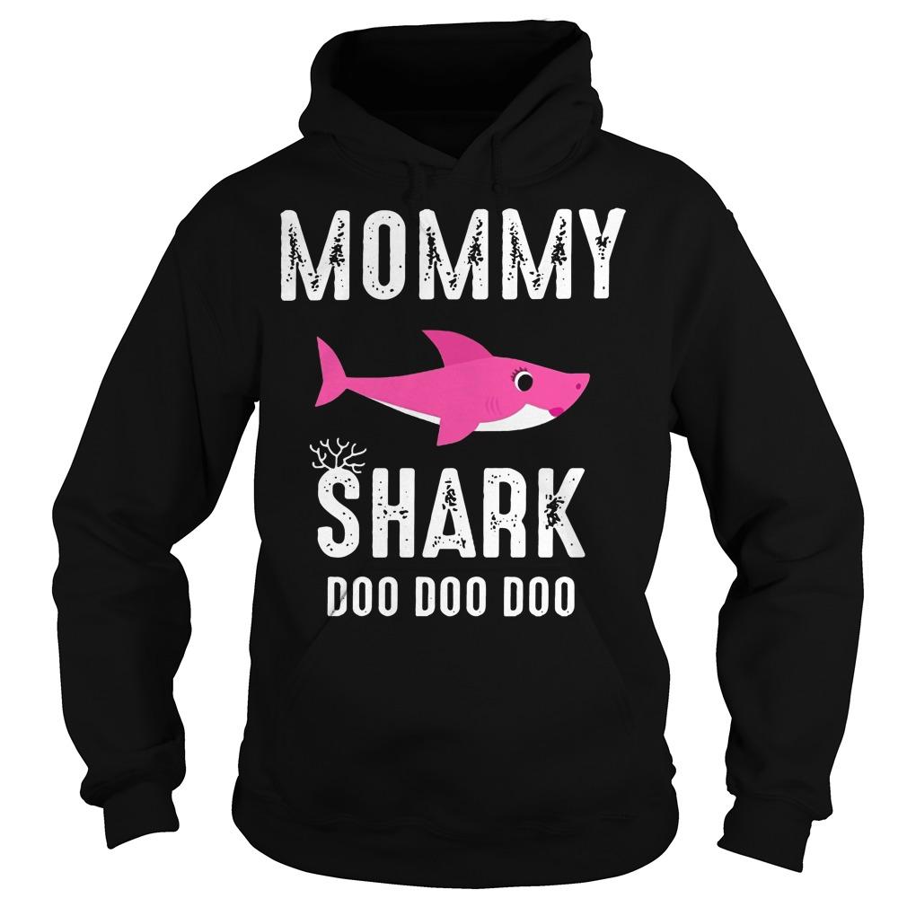 Mommy Shark Doo Doo Doo Hoodie