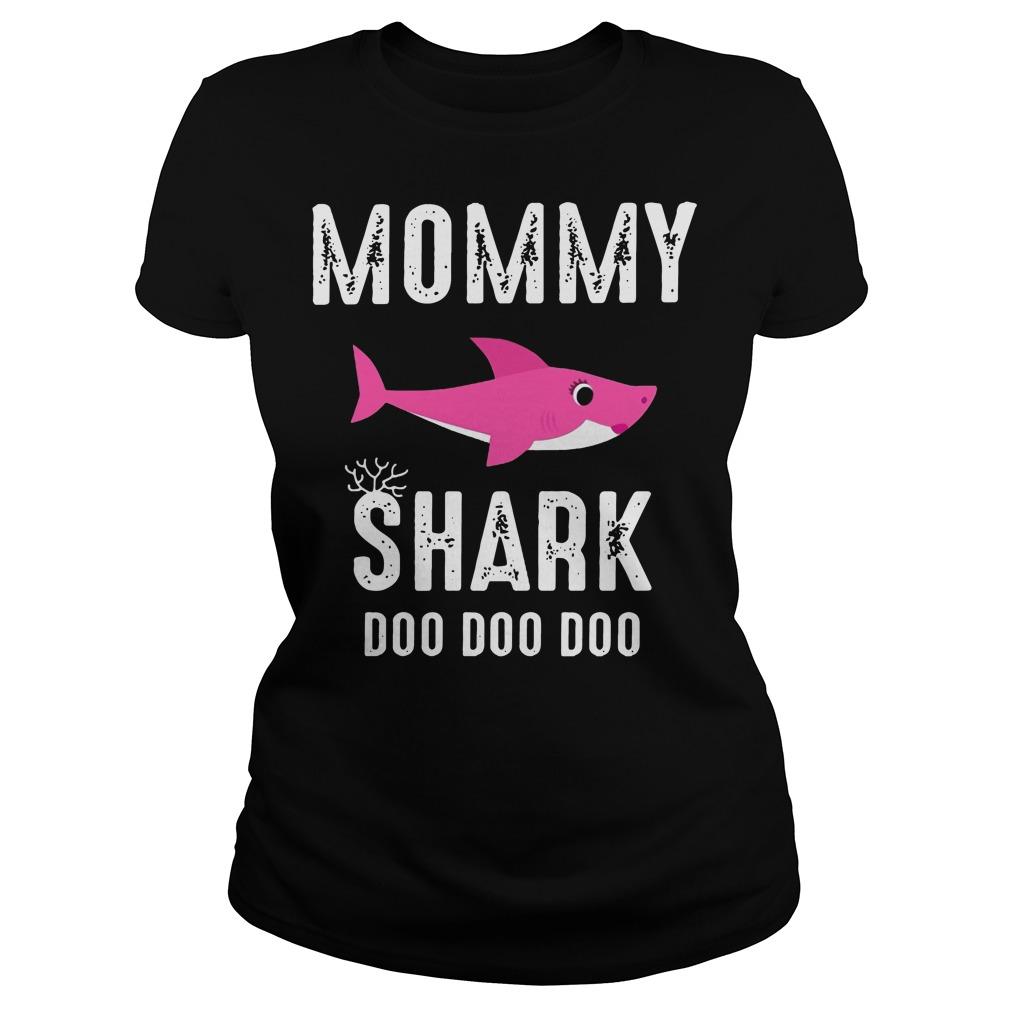 Mommy Shark Doo Doo Doo shirt