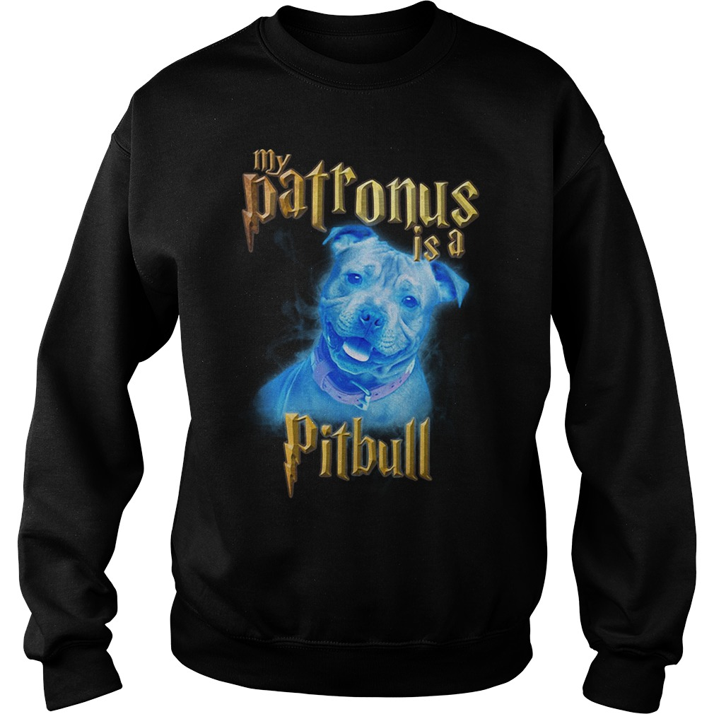 My Patronus is a Pitbull Sweater