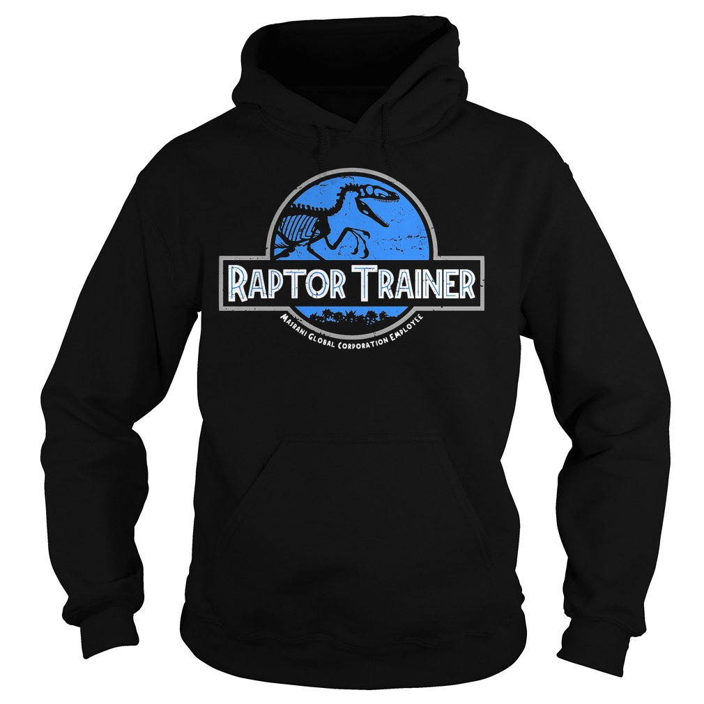 Raptor Trainer - Jurassic World Hoodie