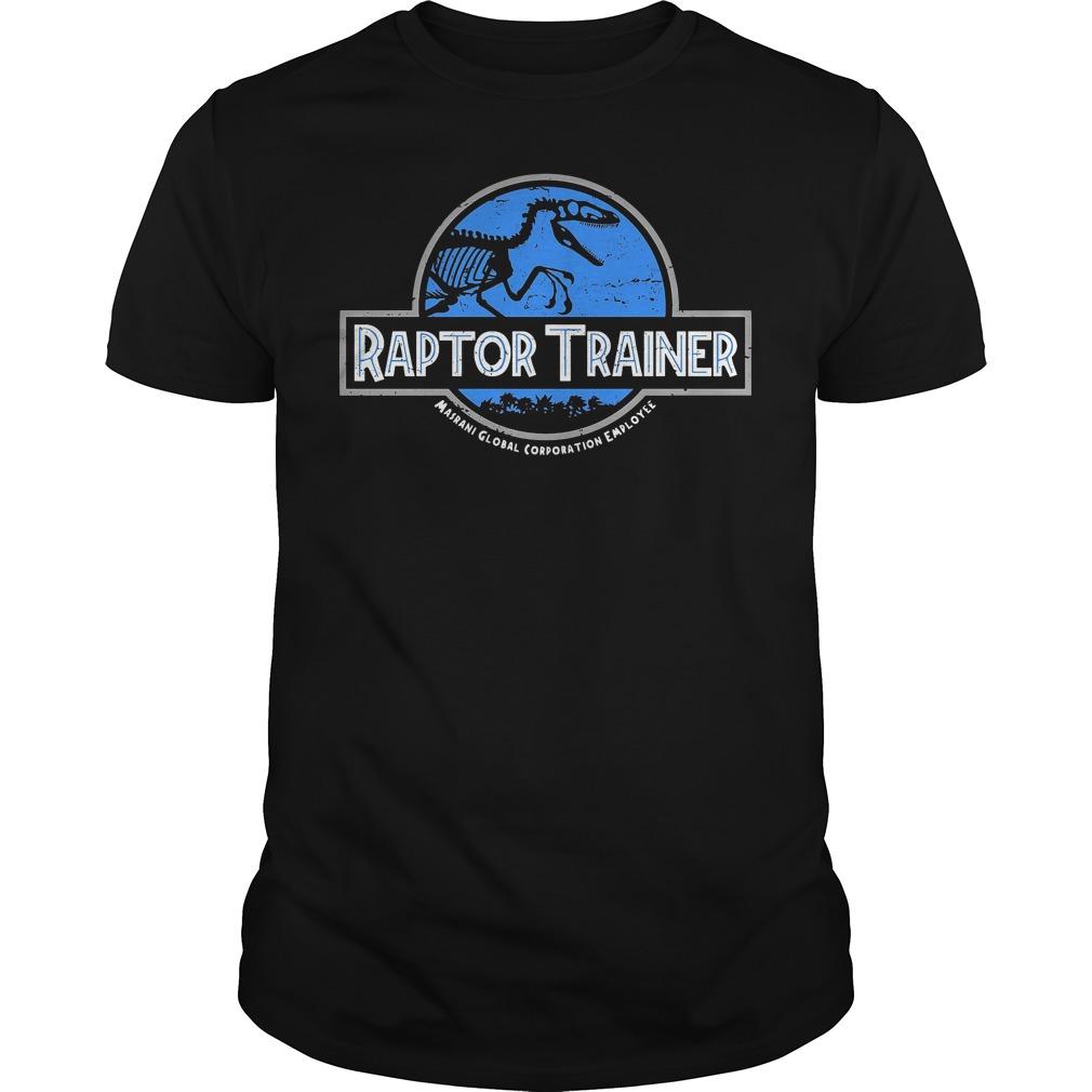 Raptor Trainer - Jurassic World shirt