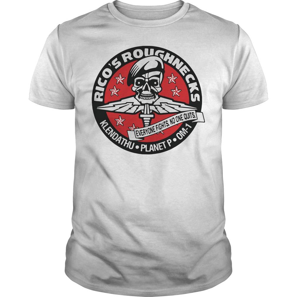 Rico's Roughnecks shirt