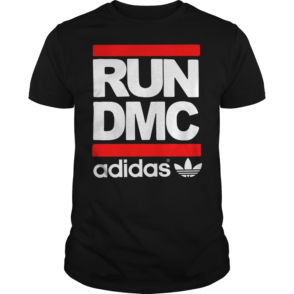 Run DMC adidas shirt