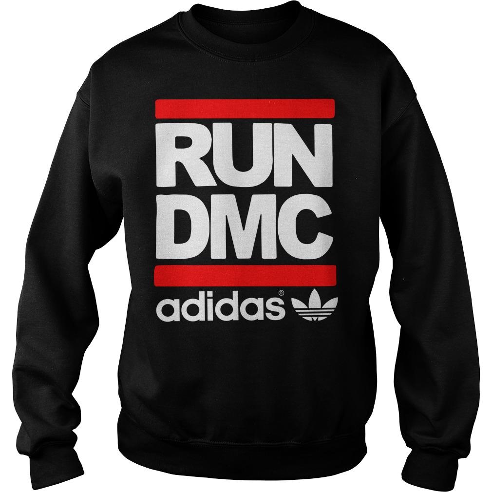Run DMC adidas Sweater