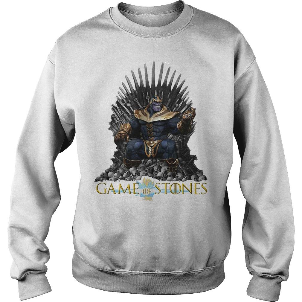 Thanos Game of Stones Sweater