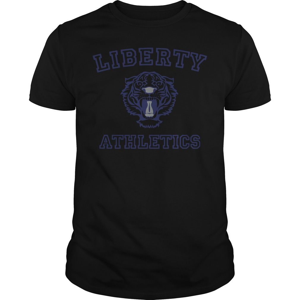 Tiger Liberty Athletics shirt