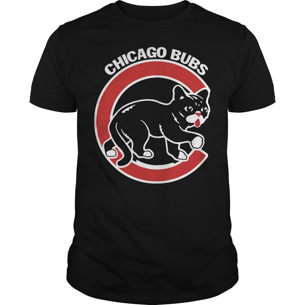 Chicago bubs Guys shirt