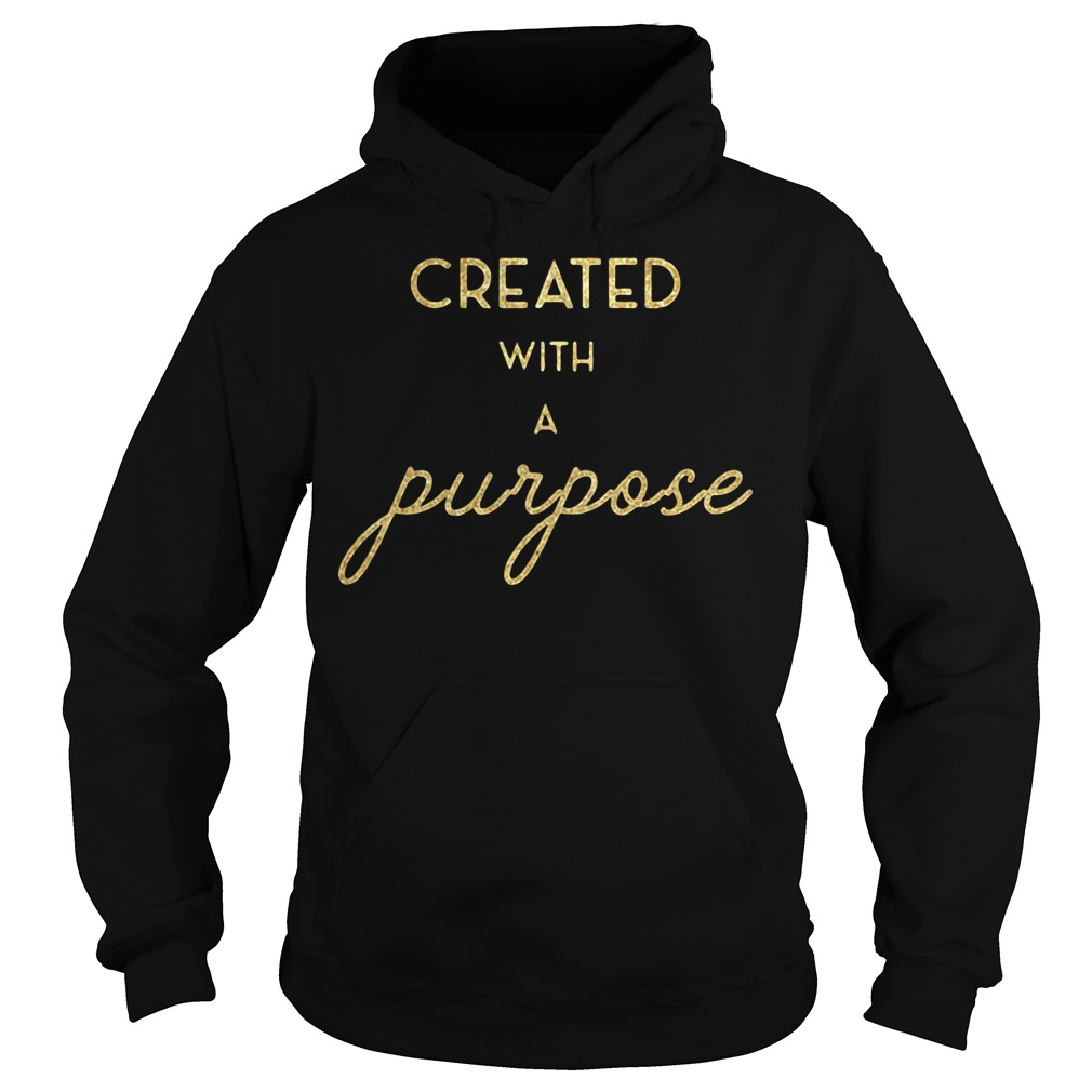 Created with a Purpose Hoodie