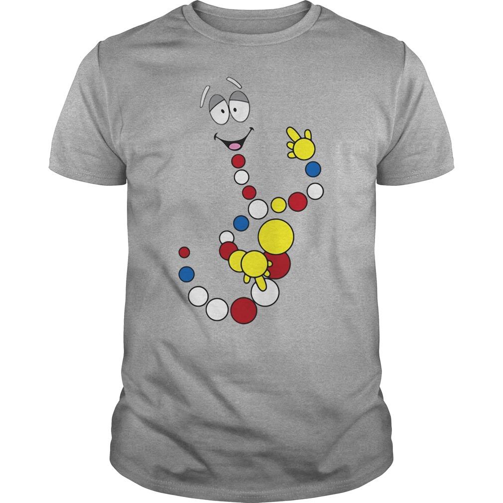 Dinosaurs DNA shirt