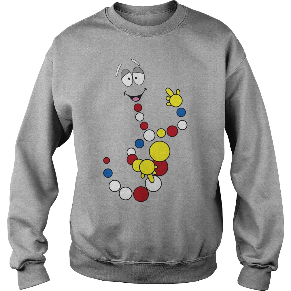 Dinosaurs DNA Sweater