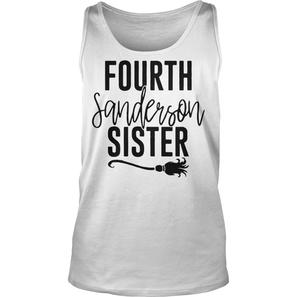 Fourth sanderson sister Tank top