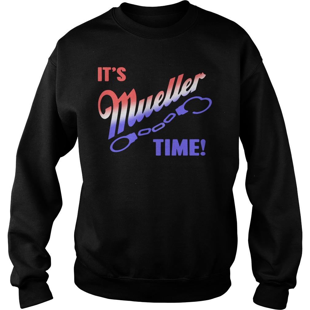 It's Mueller time Sweater