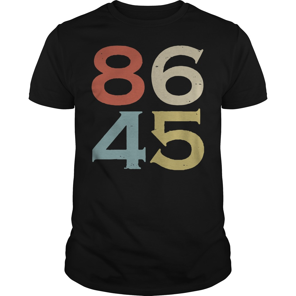 Official 86 45 Guys shirt