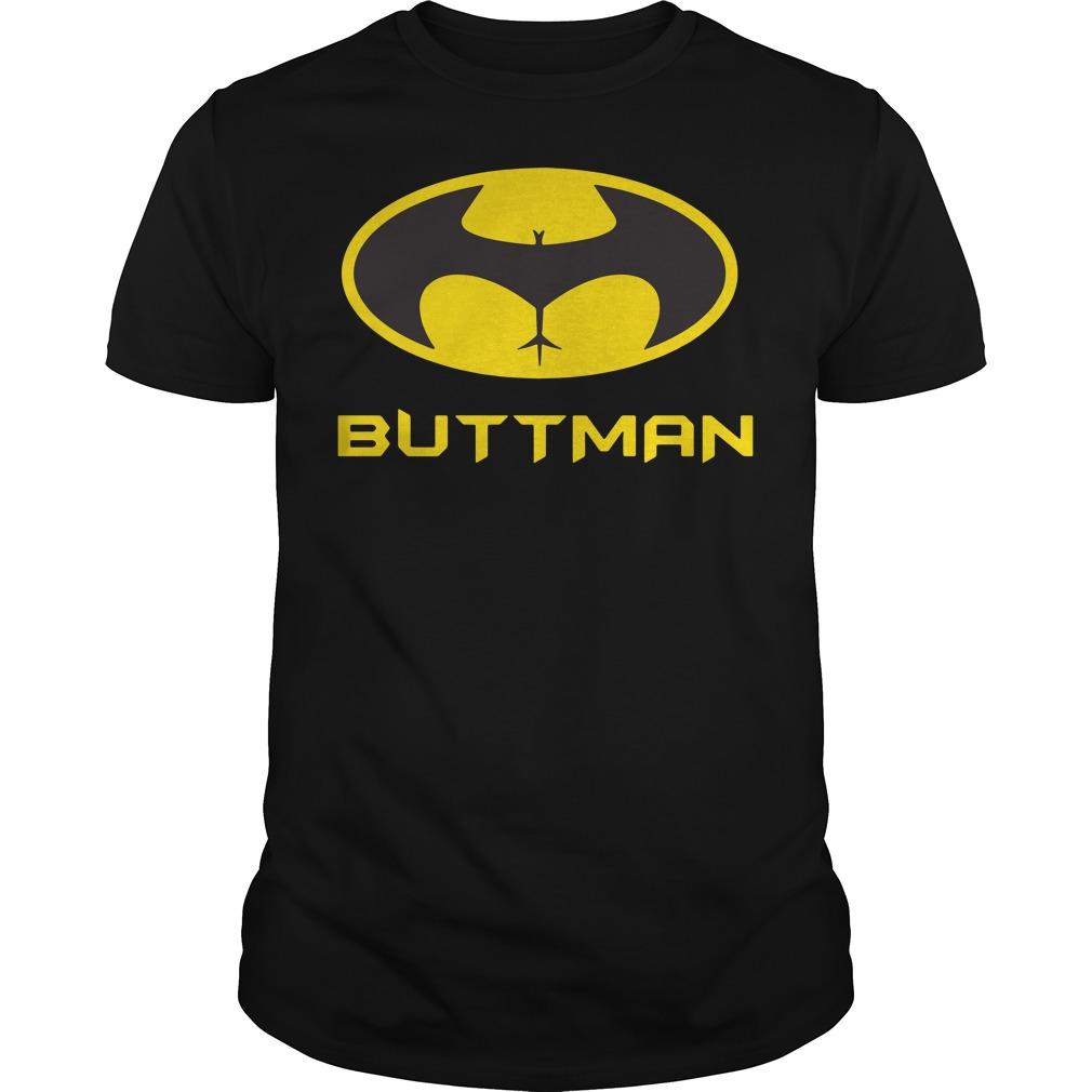 Official buttman Guys shirt