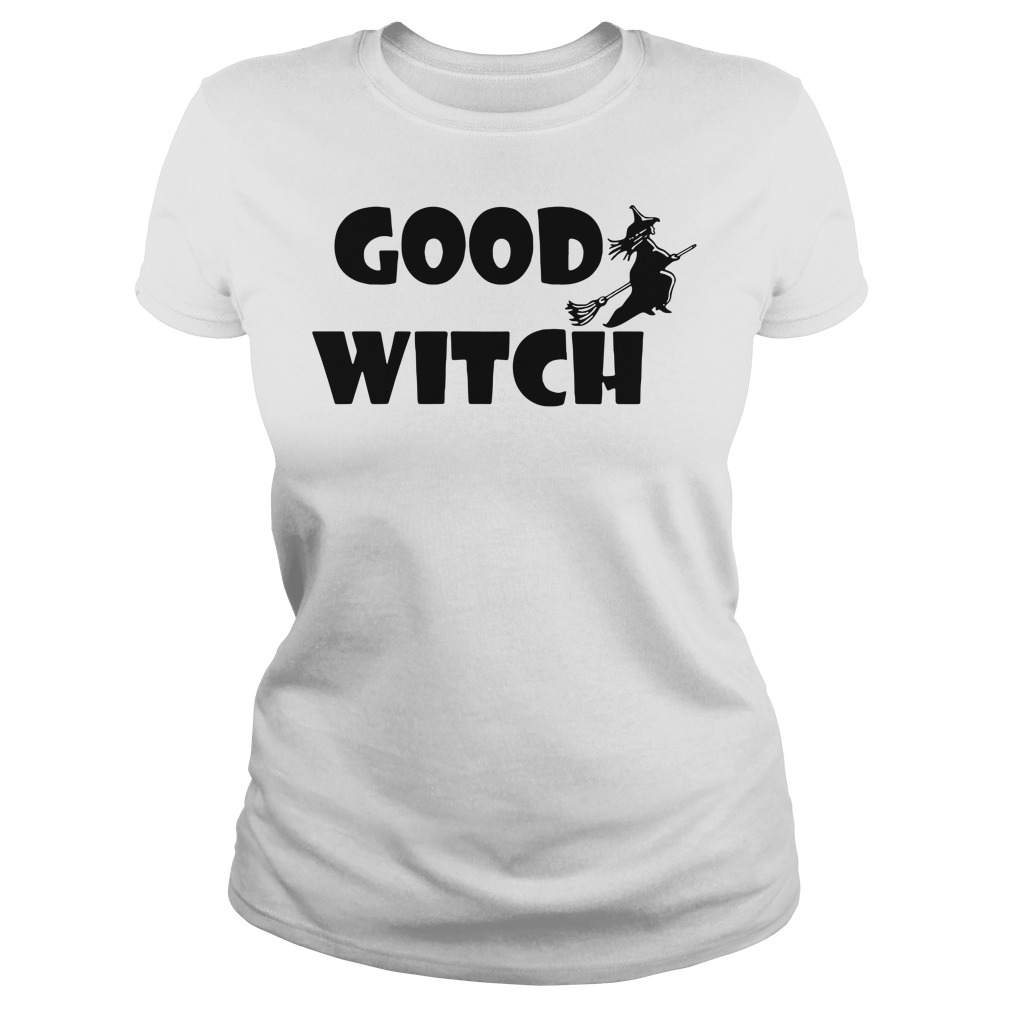 Official good witch Ladies tee