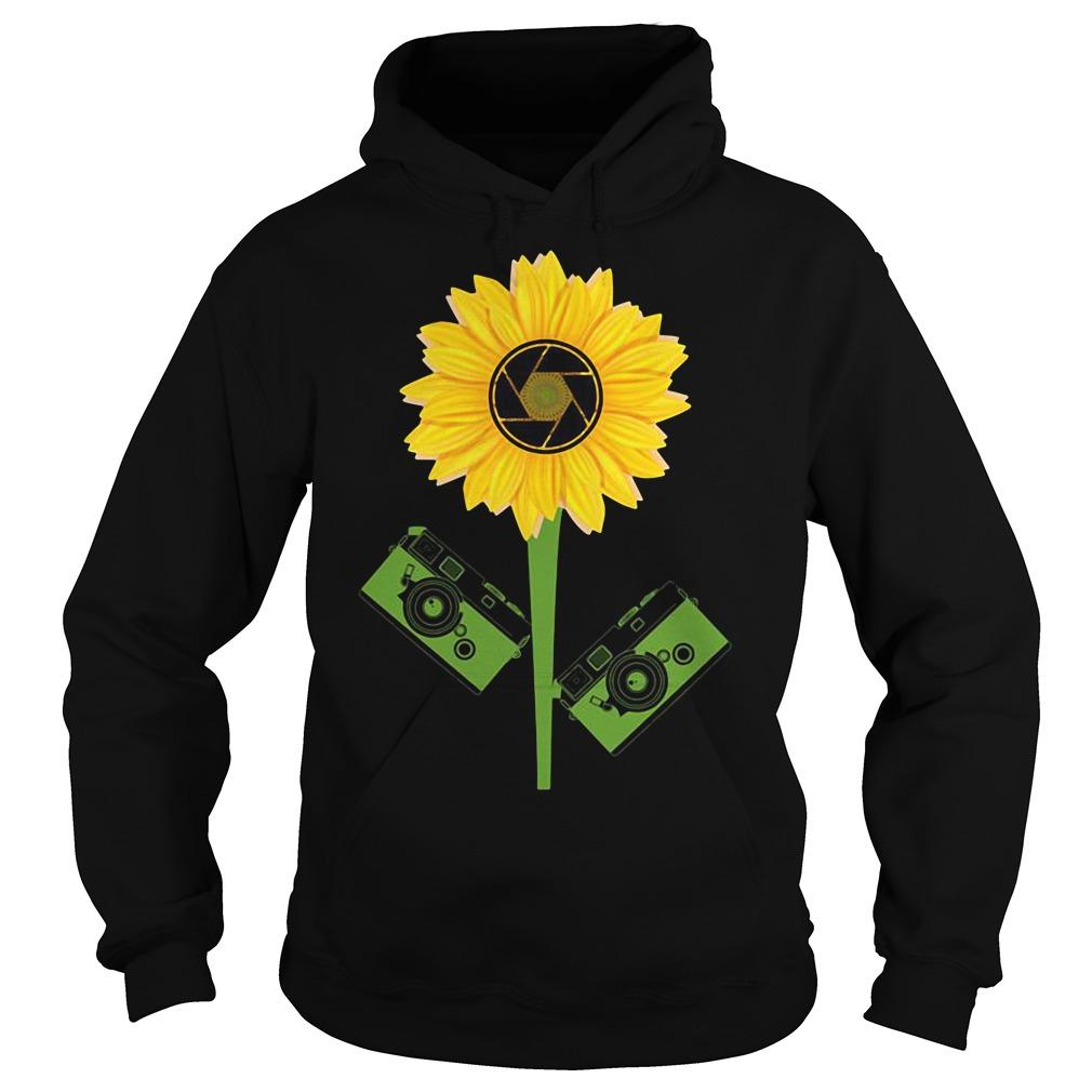 Photography Sunflower Hoodie