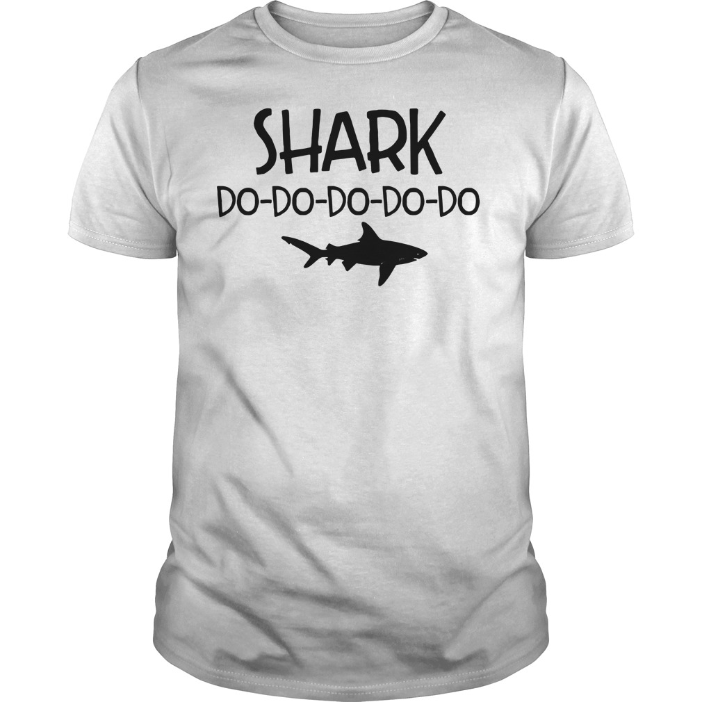 Shark do-do-do-do Guys shirt