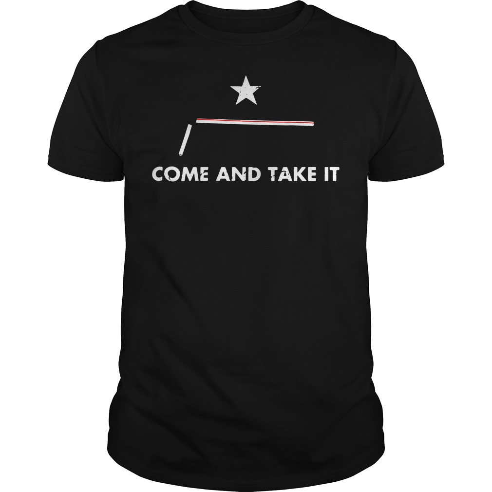 Come and take it veriant Guys shirt