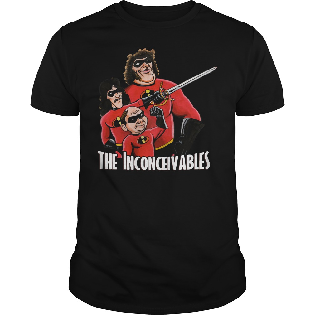 Funny The Inconceivables – Animation Guys shirt