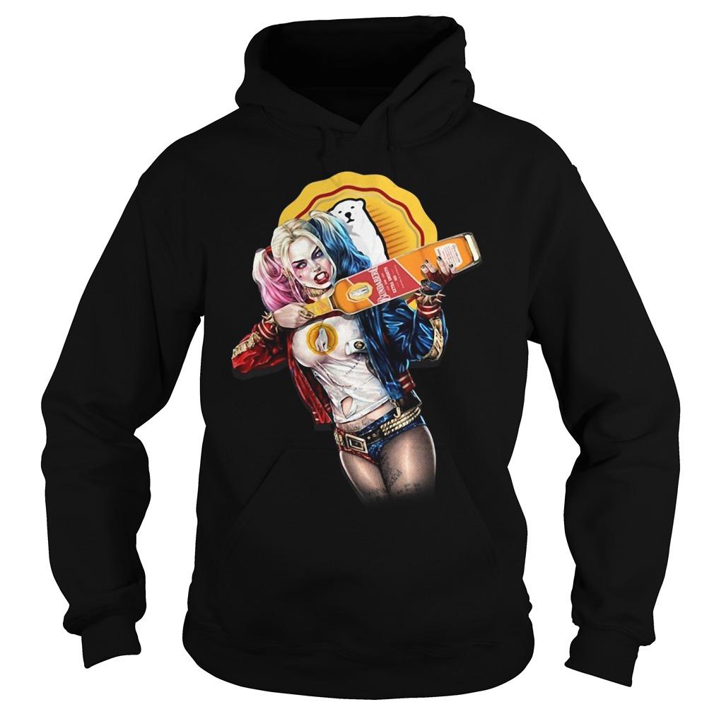 Harley Quinn Bundaberg Hoodie