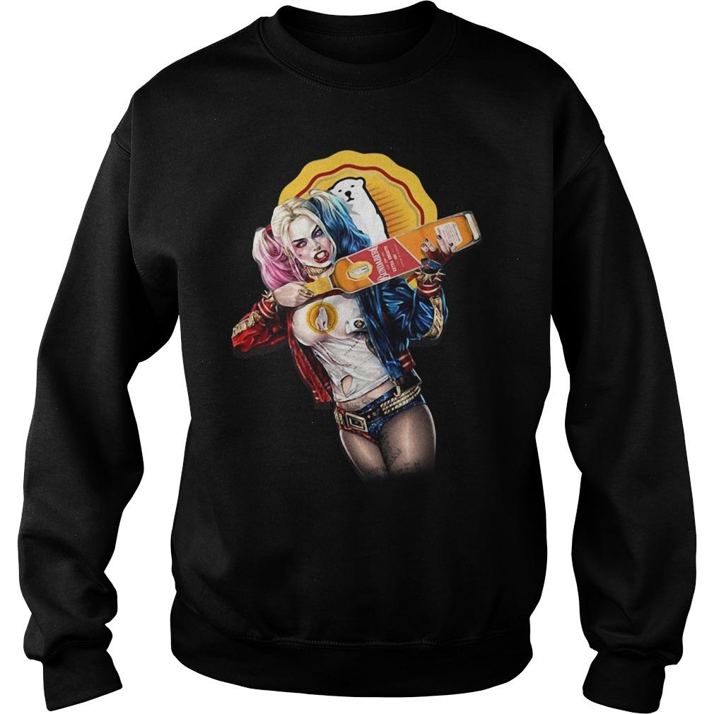 Harley Quinn Bundaberg Sweater