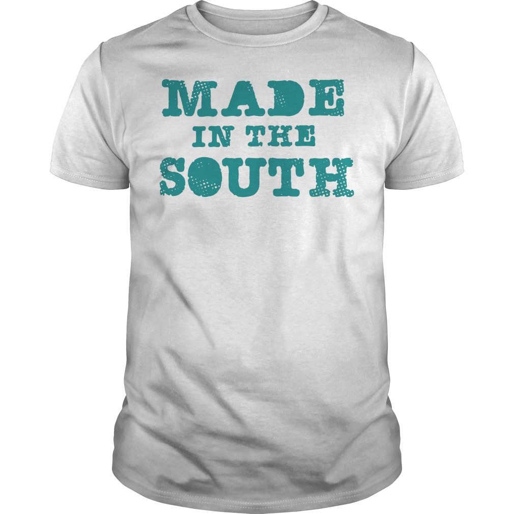 Made in the South Onesie Guys shirt