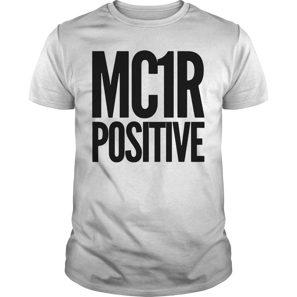 Official Mc 1R Positive Guys shirt