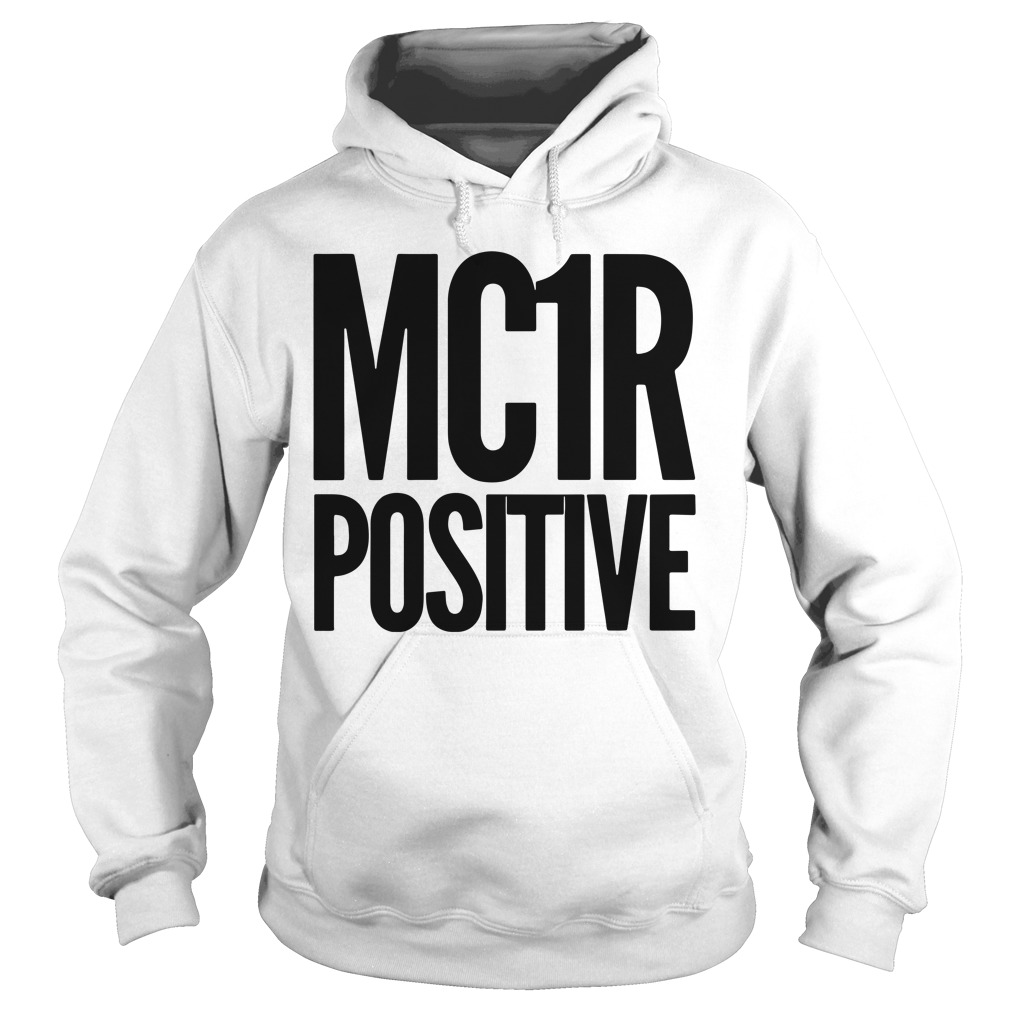 Official Mc 1R Positive Hoodie