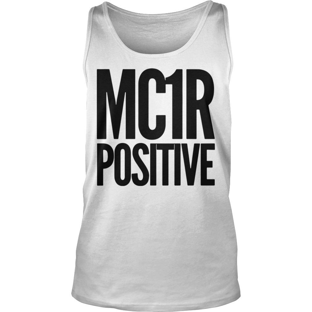 Official Mc 1R Positive Tank top