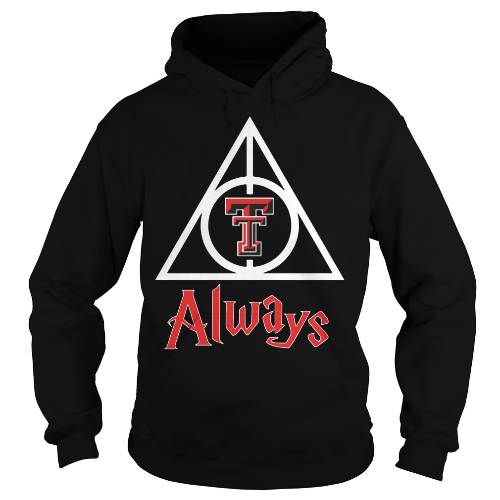 Texas Tech Red Raiders - Deathly Hallows Hoodie