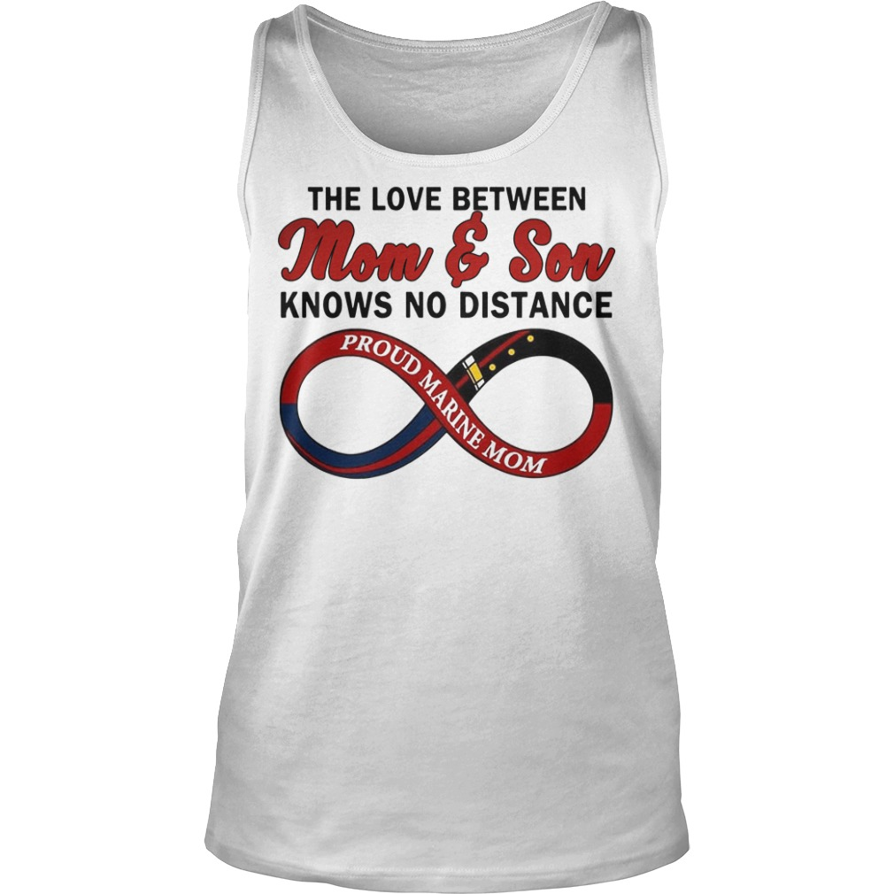 The love between Mom and Son knows no distance Tank top