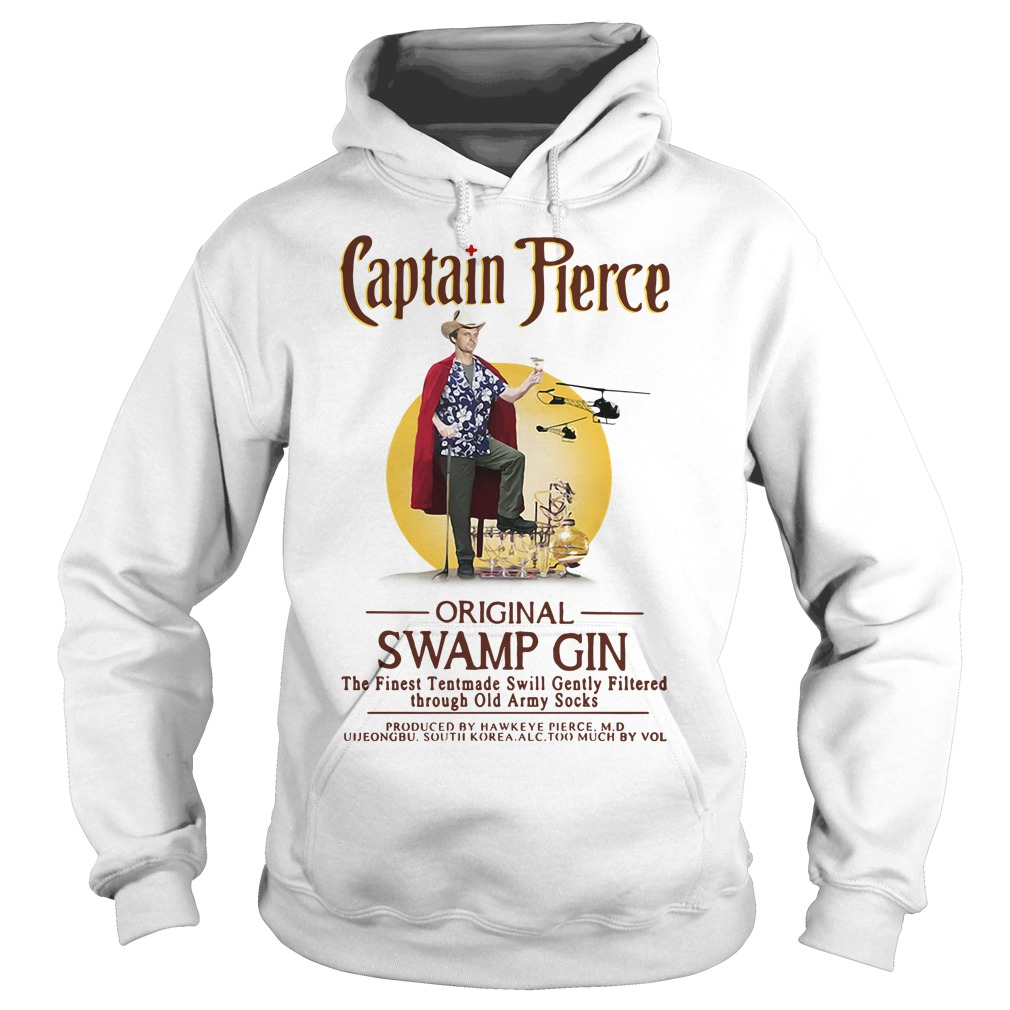 Captain Pierce Original Swamp Gin Hoodie
