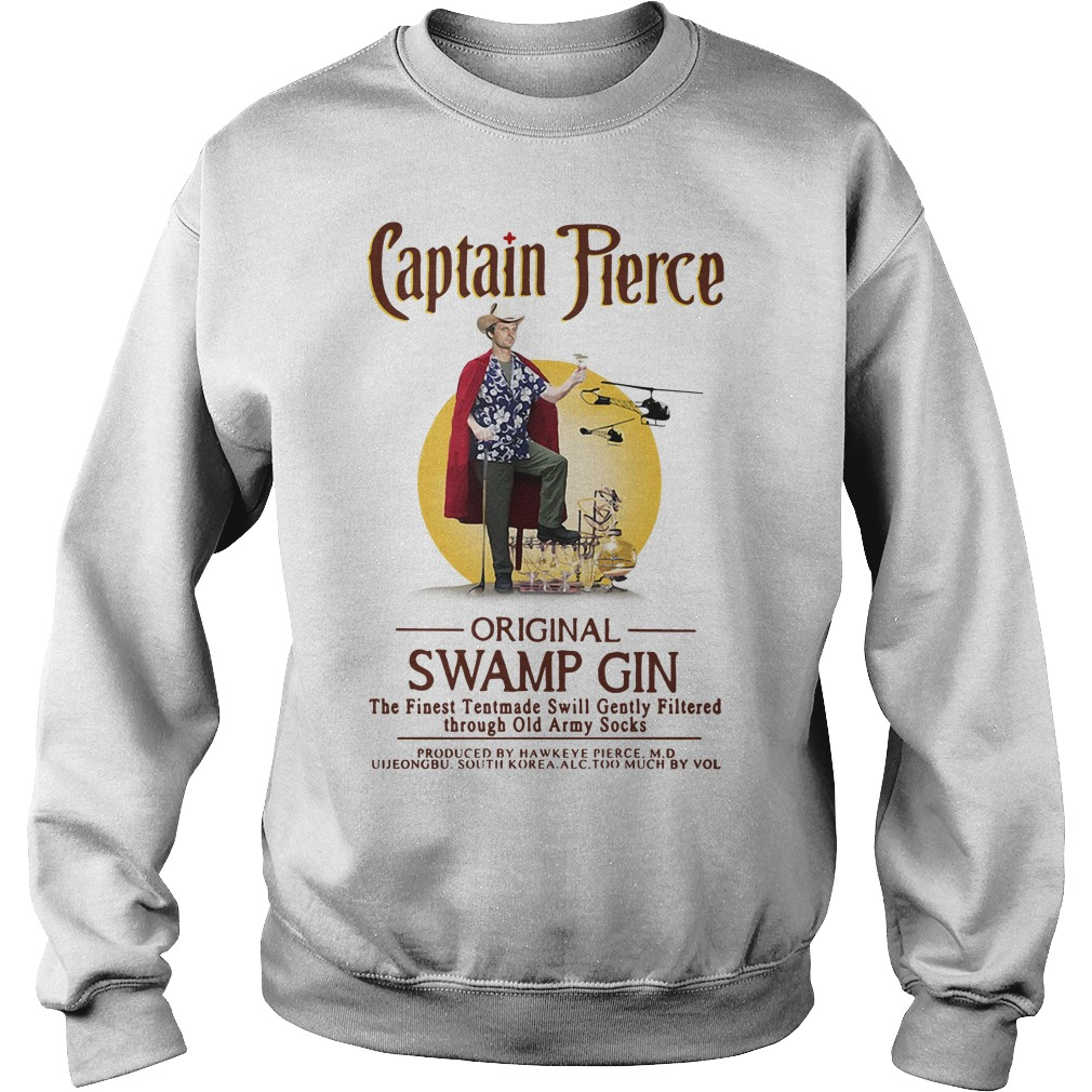 Captain Pierce Original Swamp Gin Sweater