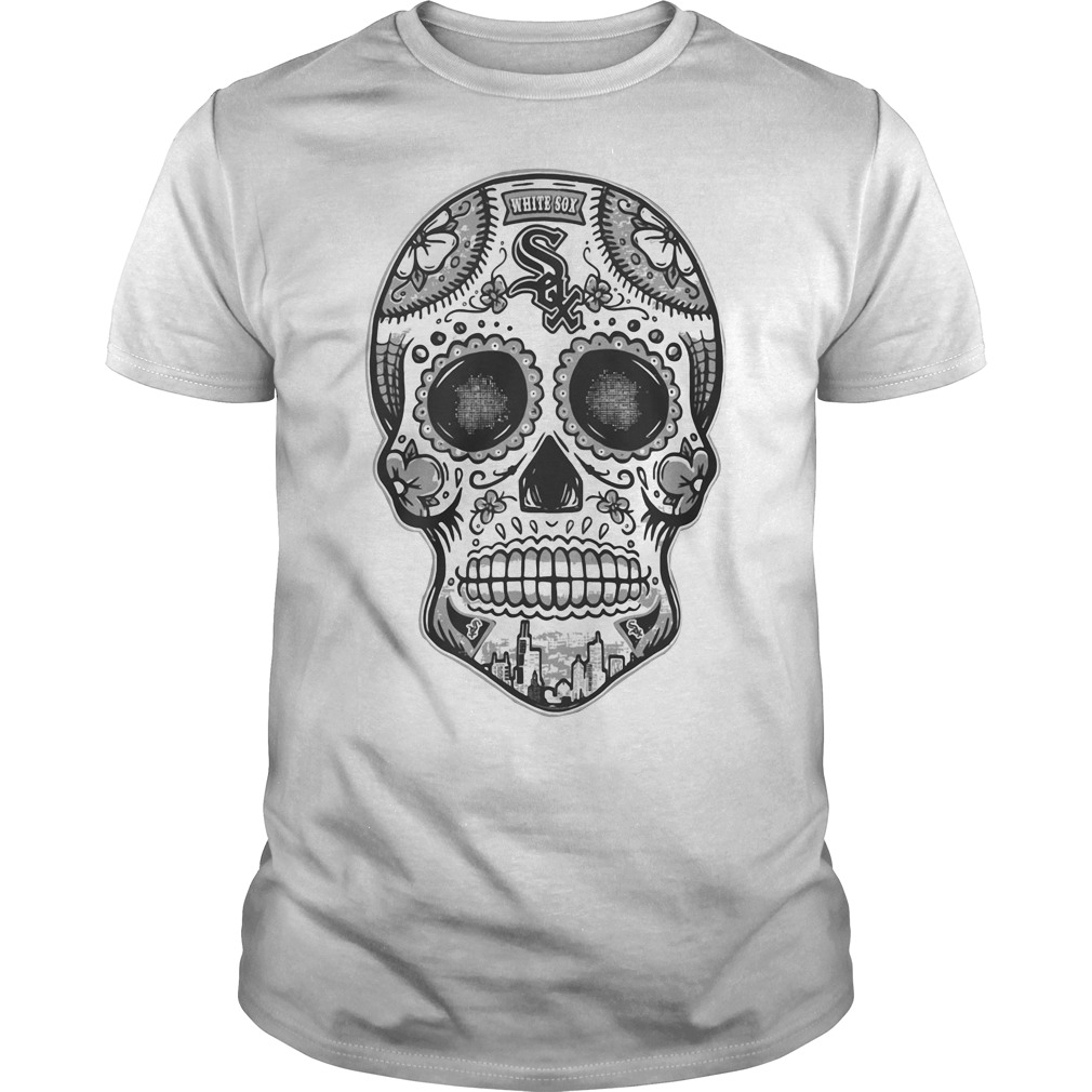 Chicago White Sox skull Guys shirt