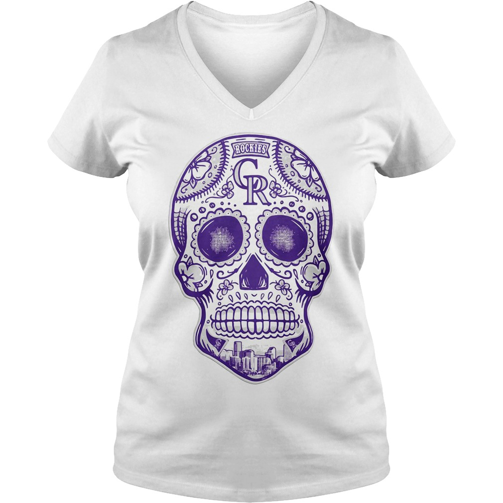a8ffcfea Colorado Rockies skull shirt - babybeerholy.over-blog.com