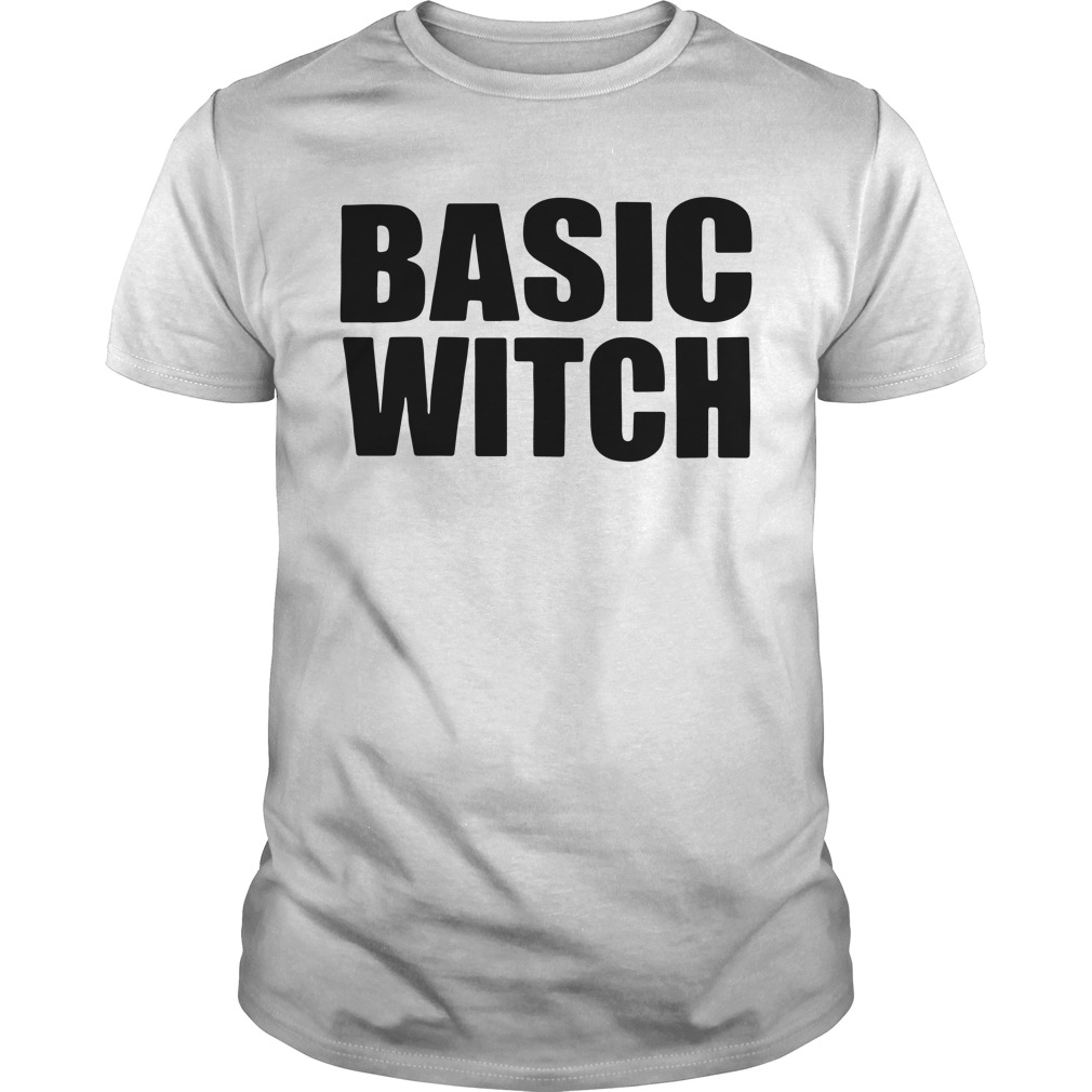Halloween Basic witch Guys shirt