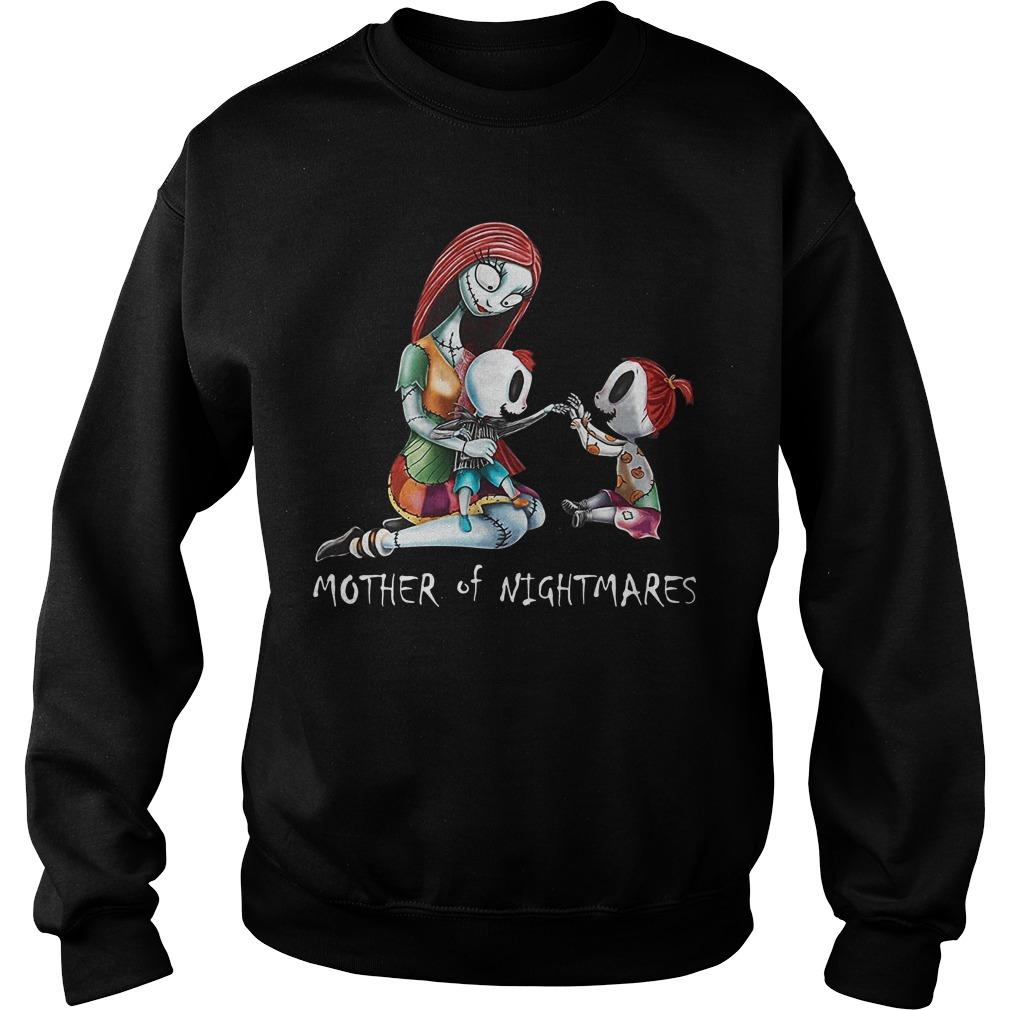 Halloween Mother of nightmares black Sweater