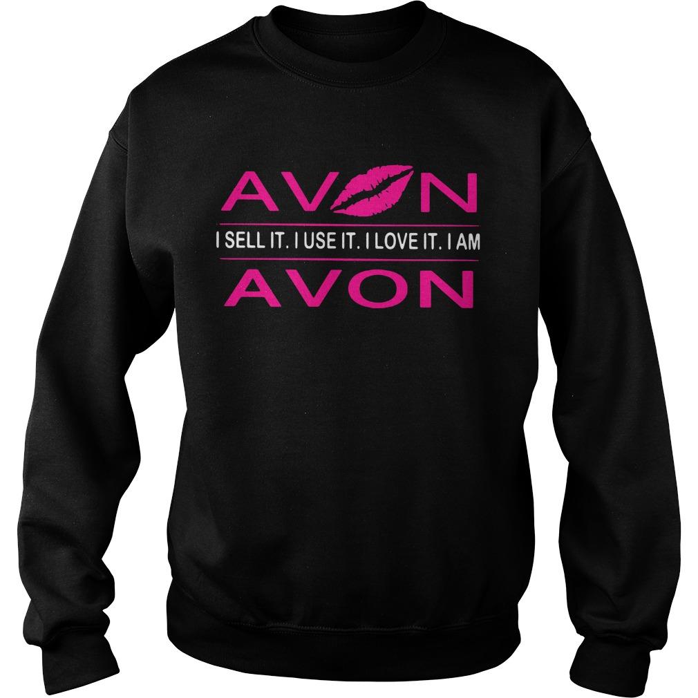 Lip avon I sell it I use it I love it I am Sweater