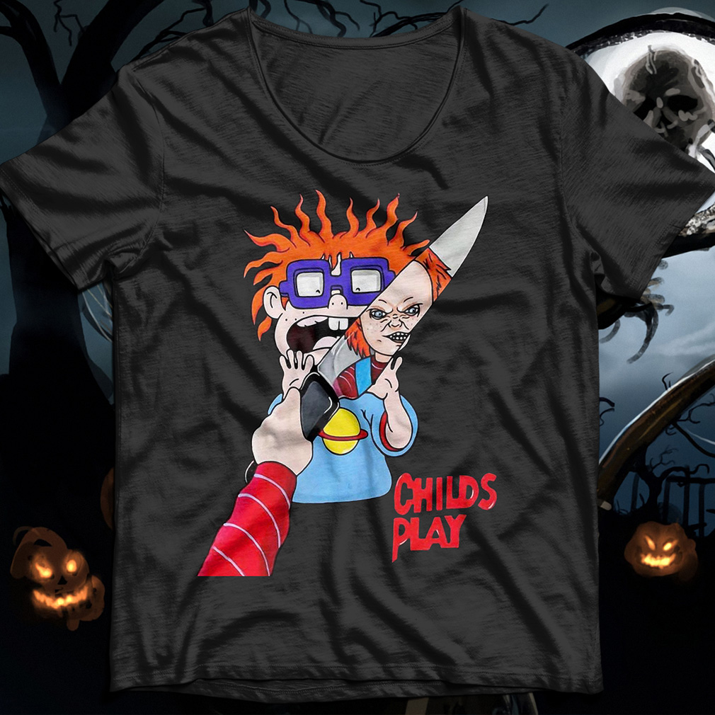 Chucky killer children child's play shirt