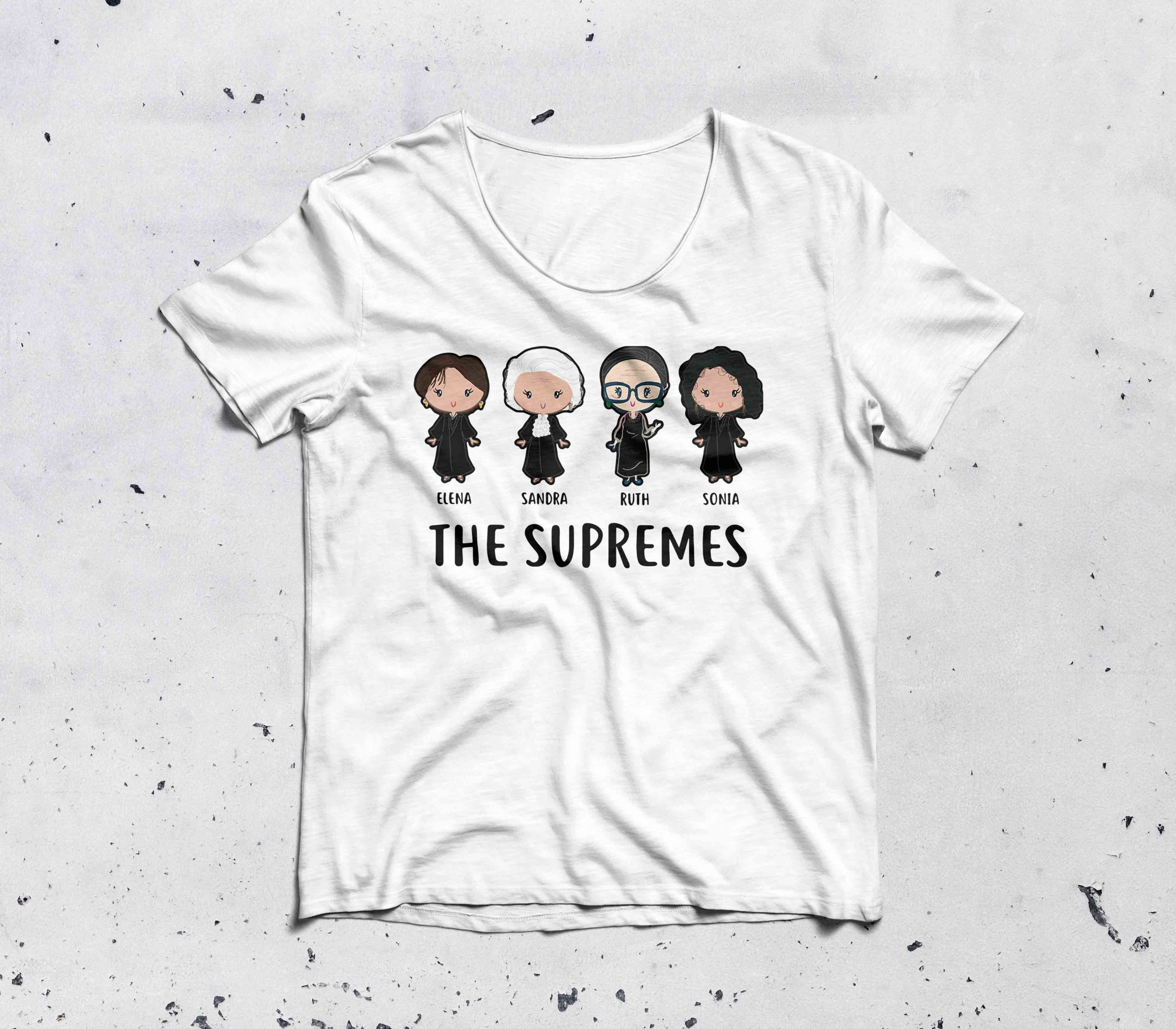 Elena Sandra Ruth Sonia The Supremes Shirt