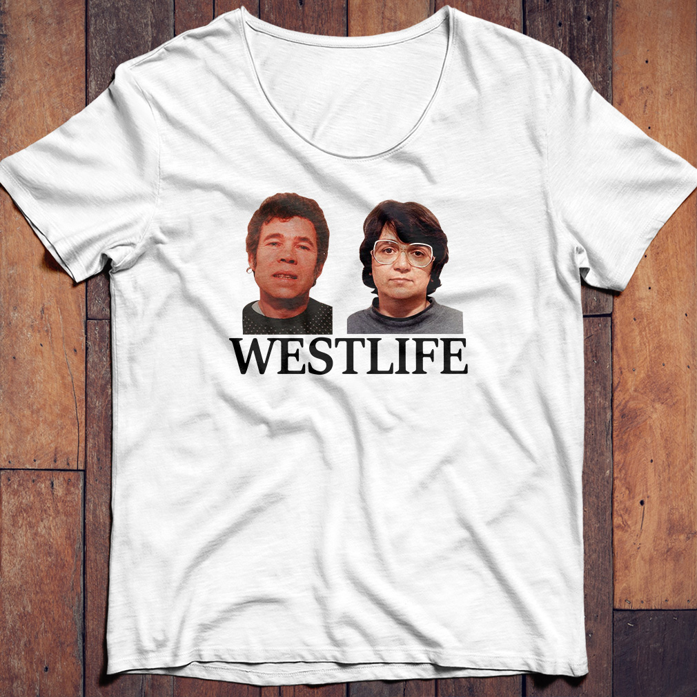 Fred and Rose West life shirt