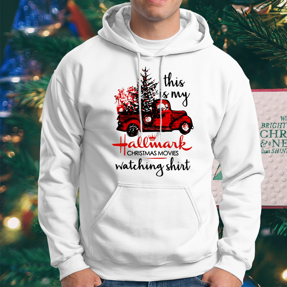 01d354dc5ff This is my Hallmark christmas movies watching shirt