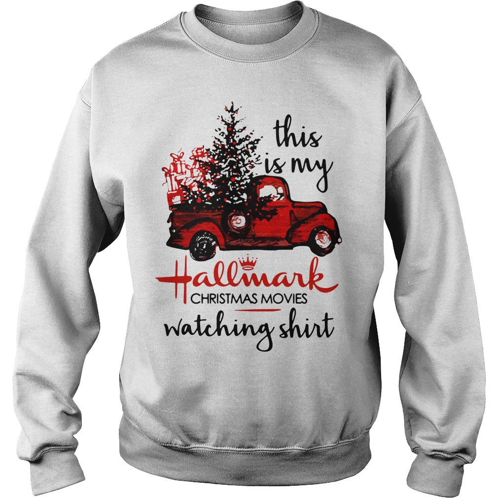 This is my Hallmark christmas movies watching Sweater